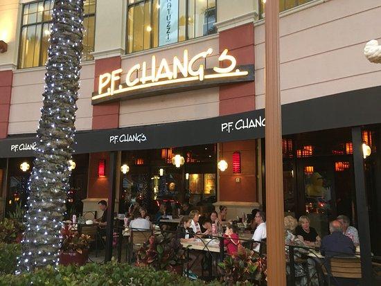 P.F. Chang's: P. F. Chang's, Sunrise blvd