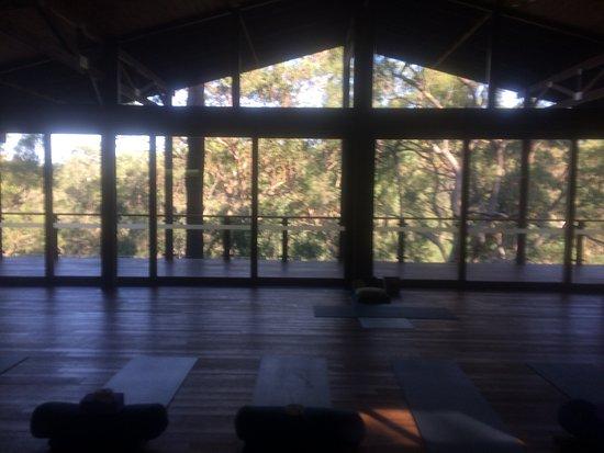 Maraylya, Australia: Yoga Room
