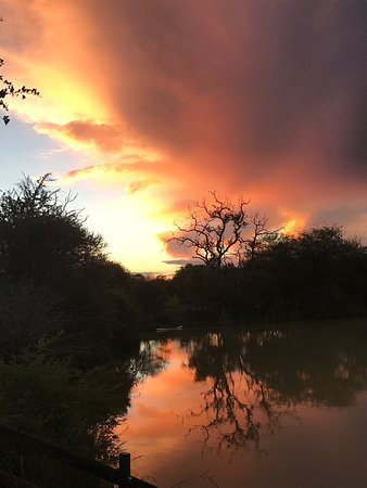 Peaceful bliss in the Bushveld.
