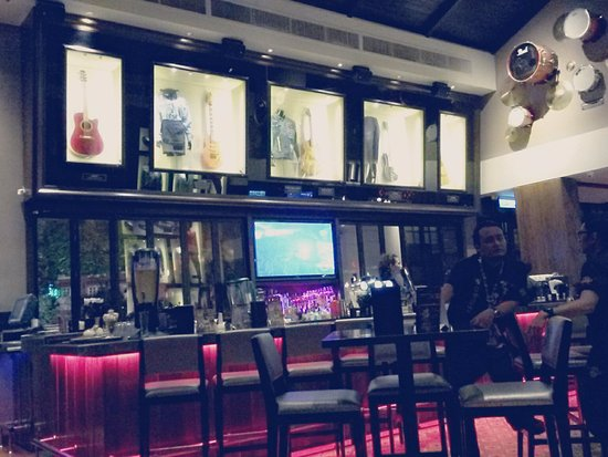 interior design Picture of Hard Rock Cafe Melaka Melaka TripAdvisor