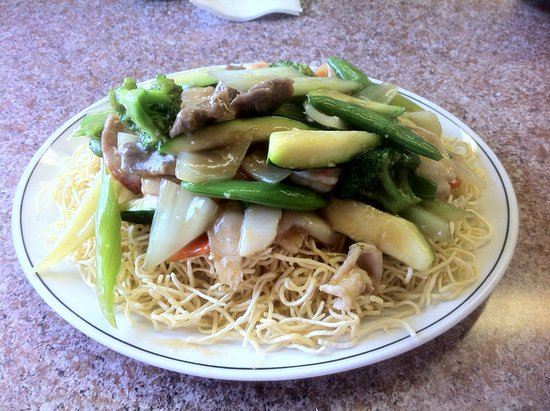 Queen Charlotte City, Canada: Special Chow Mein (2012)