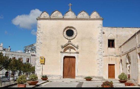 Cisternino, Italien: Chiesa di San Quirico