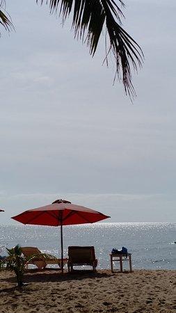 Hiep Thanh Hotel : Nice beach