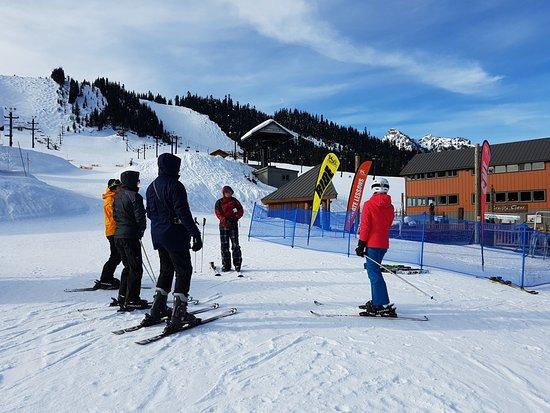 Snoqualmie Summit Ski Area