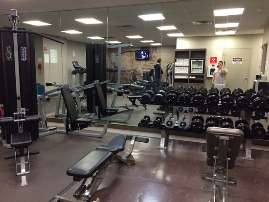 Westin Galleria Houston Hotel: Fitness Center