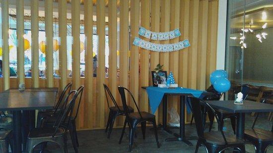 Terdapat Ruang Untuk Acara Ultah Picture Of Labore Coffee Eatery