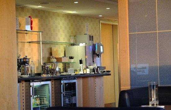 Hilton Vienna: Executive Lounge