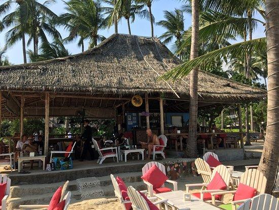 Lamai Beach : Hohe Wellen
