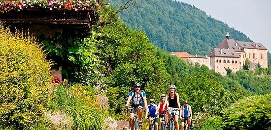 Österrike: Cykling i regionen Graz