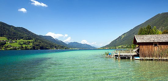 Österrike: Weissensee Kärnten