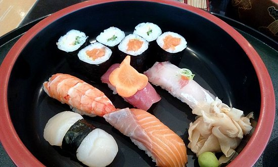 Basho-An: HINAMATSURI Mittagsmenü 2/4