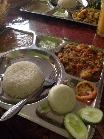 India Gate: Вкусно и приятно!!!