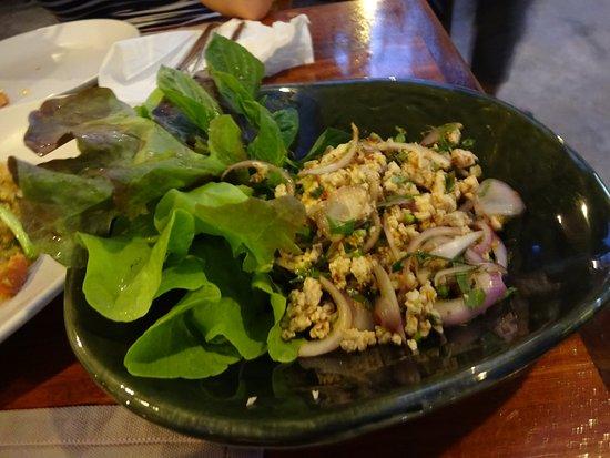 Ben's Restaurant: Hühnerfleischsalat