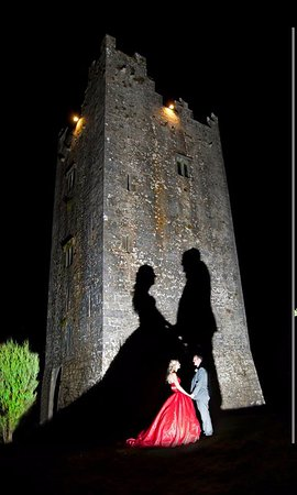 Castletownroche, Ireland: Stricking image of wedding couple captured by Sean Jeffries Mallow