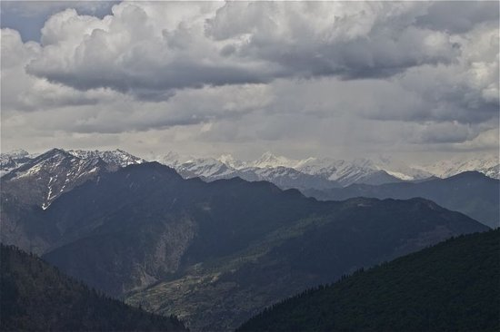 Rohru, India: View Chansal