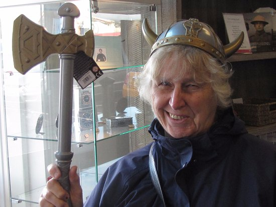 Douglas, UK: Classic gifts from Isle of Man's viking days!!!