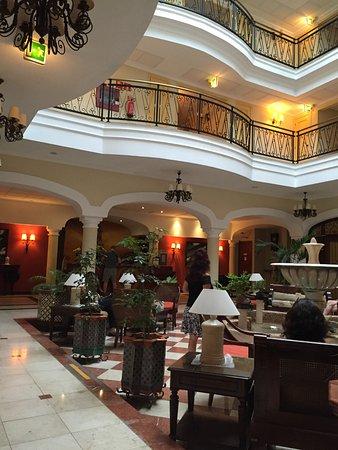 Iberostar Grand Hotel Trinidad: Le hall de l'hôtel