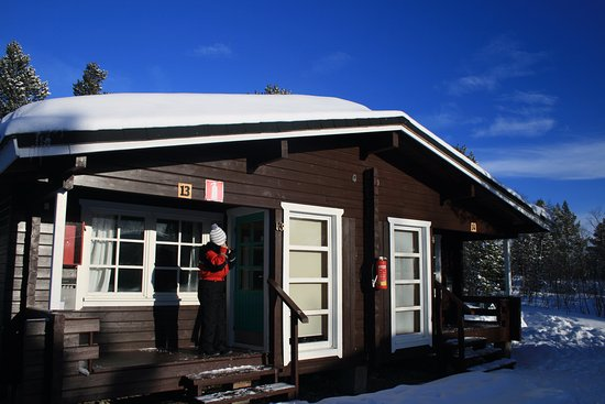 Davvi Arctic Lodge: Cabin