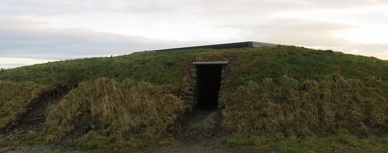 South Ronaldsay, UK: Tomb Entrance