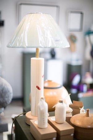 Lighting Ceramics Picture Of Cork Craft Design