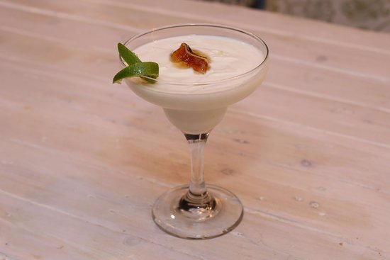 Andros Town, Grecia: Lime Mousse