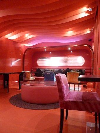 l espace bar petit dejeuner - Picture of The Five Hotel, Paris ... 8ce6acca3fdf
