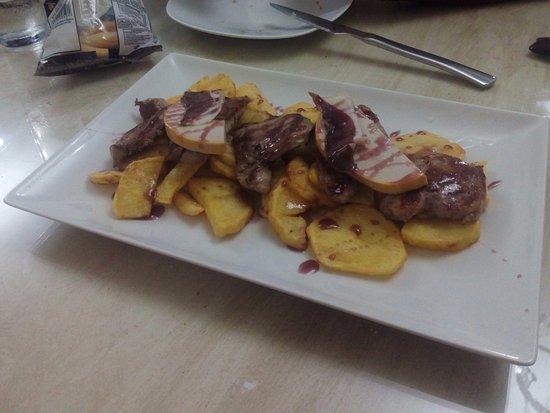Lora del Rio, Spagna: Solomillo del Chef