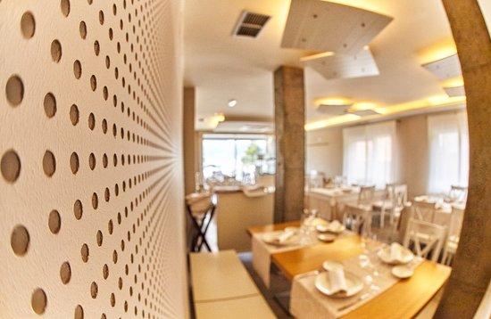 Boa Vista: Detalle del restaurante
