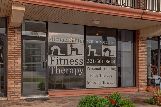 ‪Michael Slotin Fitness Therapy Studio‬