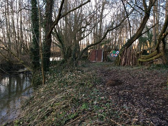 Percy, Frankrike: La Forêt des Elfes
