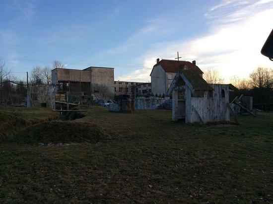 Percy, France: La Forêt des Elfes