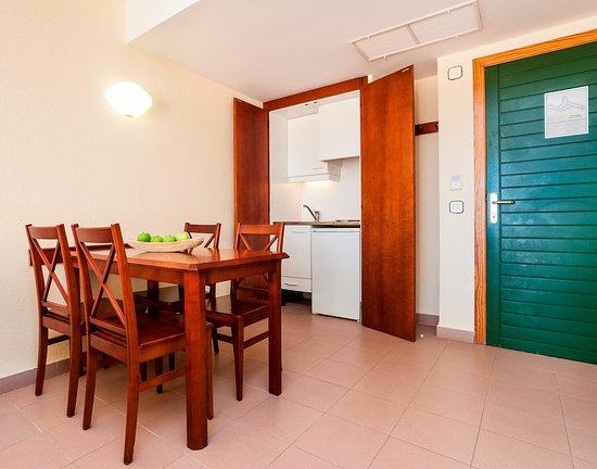 Captivating Mandisur Apartments: Apartment Kitchenette