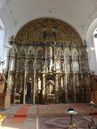 Tarnaszentmaria : iconostase