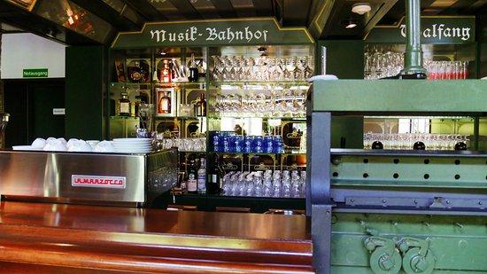 Thalfang, Germany: Die Bar