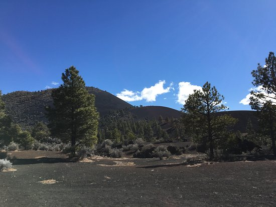 Sunset Crater Volcano National Monument: so smooth!