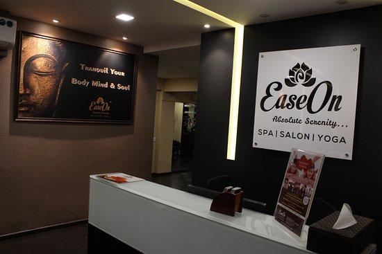 EaseOn Spa Salon & Yoga