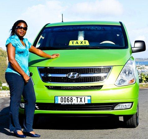 St Martin / St Maarten: Bonjour, je suis Carline!