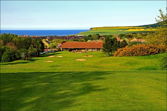 ‪Saltburn-By-The-Sea Golf Club‬