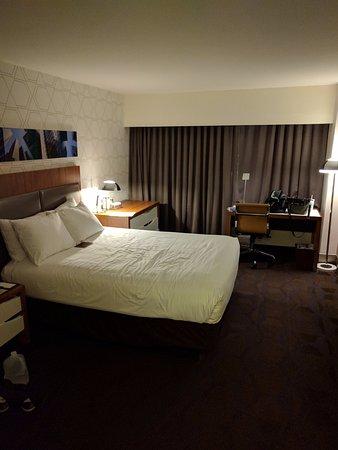 Doubletree Hotel Metropolitan - New York City: Good room sizes!
