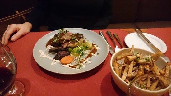 Calabogie, Canada: Steak