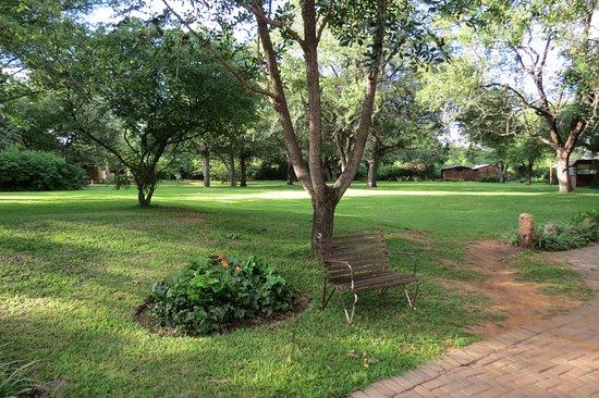 Buckler's Africa: tuin