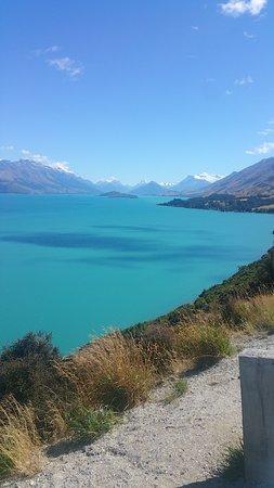 Queenstown, New Zealand: panorama