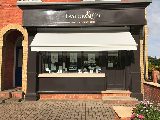 Taylor & Co Master Goldsmiths