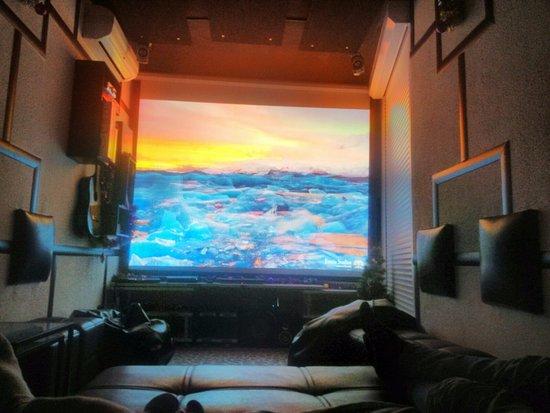 12D Cinema