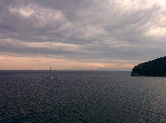 Teodo, Montenegro: набережная
