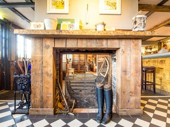 Wisborough Green, UK: Bar Area