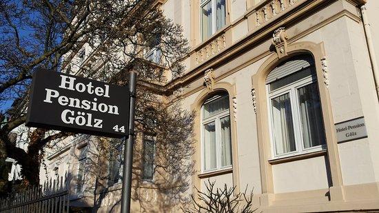 Hotel Pension Golz Bewertungen Fotos Preisvergleich Frankfurt