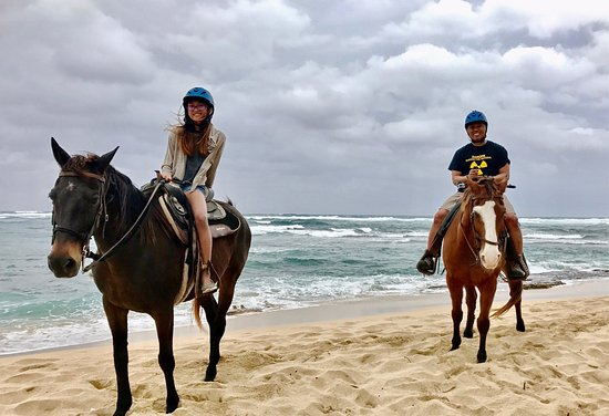 Hawaii Polo Trail Rides