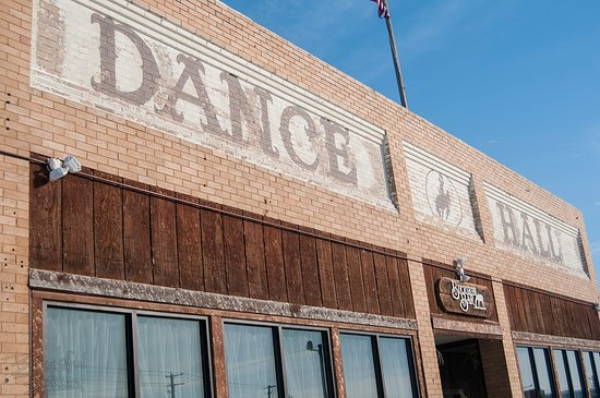 The Buckskin is in an historic building on Main Street in the cowboy town of Killdeer