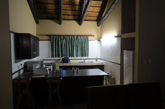 Satara Rest Camp: keuken